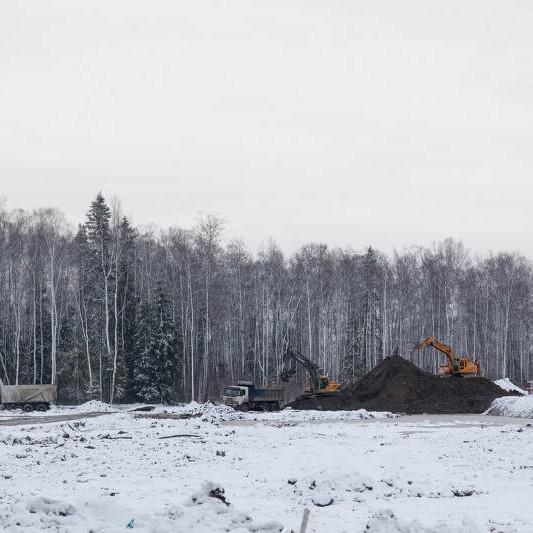 ЖК Юнтолово, ход строительства, январь 2018