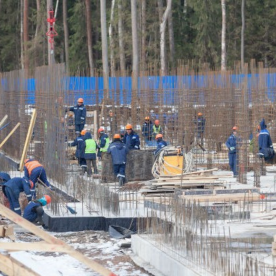 ЖК Юнтолово, ход строительства март 2018