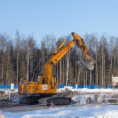 ЖК Юнтолово, ход строительства февраль 2018